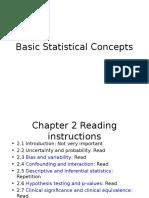 Basic Statistical