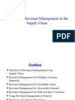 Pricing and Revenue Management in the Supply Chain 17