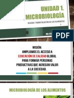 Microbiología de Alimentos