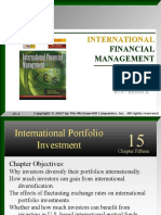 international FINANCIAL