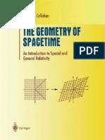 Callahan the Geometry of Spacetime
