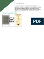Tristan Tzara    analytical BYOGRAPHY