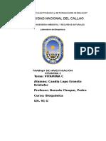 Articulos de Investigacion Sobre La Vitamina C XD