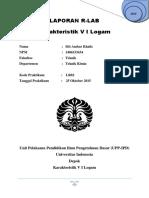 Laporan Praktikum R-Lab LR02