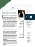 Página 12 Psicología Cortarse Sola