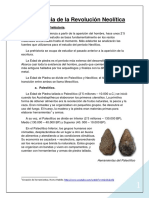 Apuntes Prehistoria