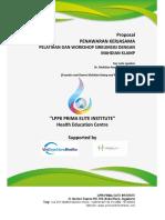 Proposal Penawaran Kerjasama Pelatihan Dan Workshop Sirkumsisi Dengan Mahdian Klamp