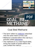 coal bed methane