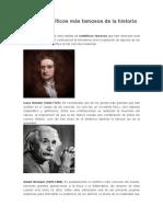 Los 20 científicos más famosos de la historia ?.docx