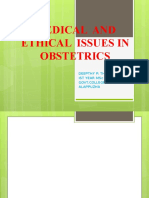 medicalandethicalissuesinobstetrics-140716092641-phpapp01