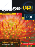 Close Up Brochure