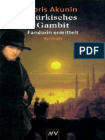 Akunin, Boris - Fandorin 02 - Türkisches Gambit