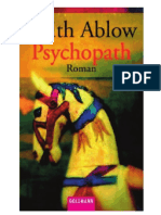 Ablow, Keith - Psychopath
