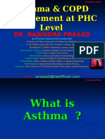 Copd & Asthma in Trivendram 22 Oct 2009