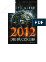 Alten, Steve - 2012 - Die Rückkehr