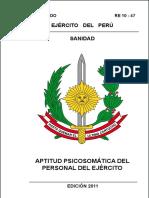 10. Re 10-47 Aptitud Sicosomatica Del Pe4rsonal Del Ejto
