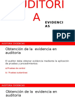 AUDITORIA-EVIDENCIAS