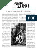 ECOTONOCentro para la Biología de la Conservación