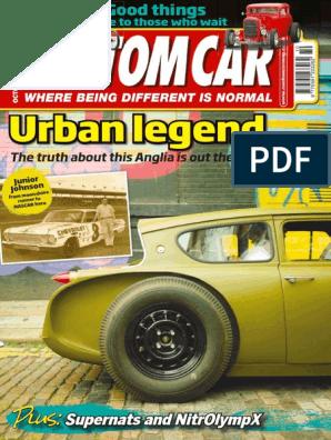 Custom Car October | Automobiles | Motor Vehicle