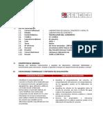 Silabotecnologia Del Concreto 2016-i