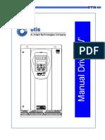 Manual-VF WEG VERÇÃO OTIS.doc
