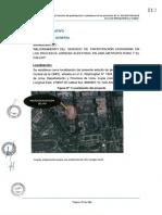 VEP - Resumen Ejecutivo de Estudio de Preinversion