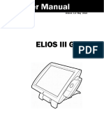 Elios III G User Manual V1.0