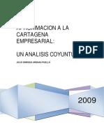 Aproximacion a La Cartagena Empresarial- Un Analisis Coyuntural