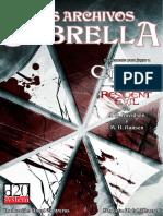 Los archivos Umbrella (Davidsen & Hansen)