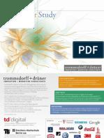 Cleantech Consumer Study 2010 / Studie von trommsdorff+drüner