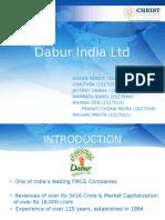 Group 3_Dabur _Marketing Assignment