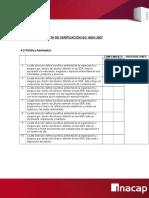 Lista de Verificacion Iso 14001 2007 4.2