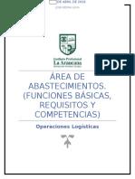 Área de Abastecimiento Funciones Básicas-1