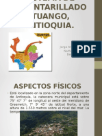 Sistema de Alcantarillado Ituango, Antioquia