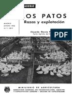 Crianza de Patos 2016 España