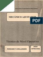 Mecanico Ajustador n07 Roscado y Avellano