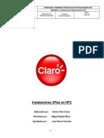 Normas y Procedimiento Instalaciones HFC