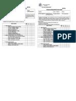 Evaluación Diagnóstica Arte 2013-4º