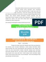 Budaya Melayu dan Kebudayaan Malaysia