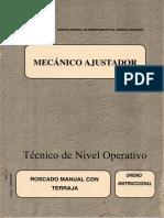 MECANICO AJUSTADOR N10 Roscado Manual Con Terraja