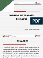 Presentacion de Sinacoes