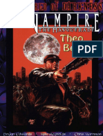 Theo Bell - Comic - Vampiro a Mascara