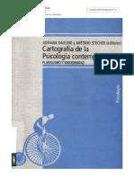 Adriana Kaulino y Antonio Stecher (editores) - Cartografía de la psicología contemporánea