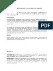 Influencia de Las Tecnologías de Información y Comunicación en Las Relaciones Familiares