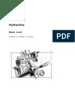 hydraulics basic level
