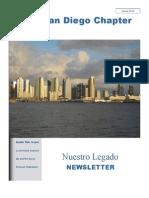 San Diego ALPFA Q1 Newsletter