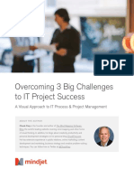 Overcoming 3 Big Challenges IT Projects Whitepaper