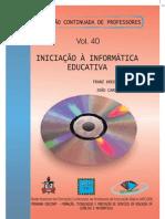 Iniciação à Informática Educativa