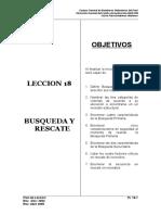 Pl - 18 Busqueda y Rescate