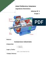 Informe de Sistemas Industriales